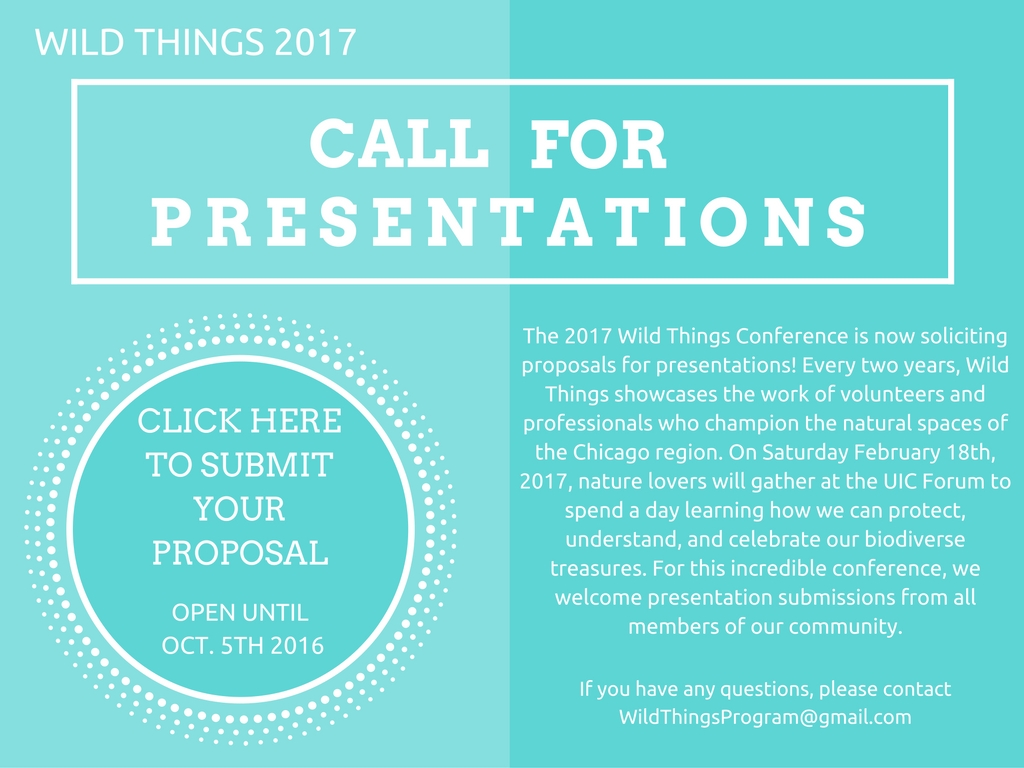 CALL FOR PRESENTATIONS (6)